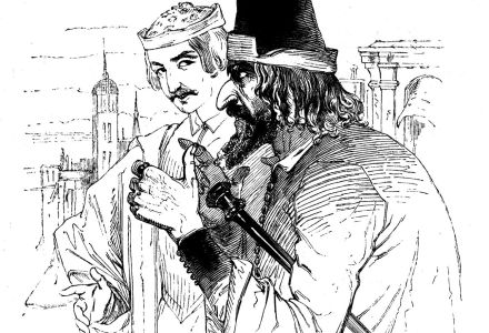 character sketch of bassanio