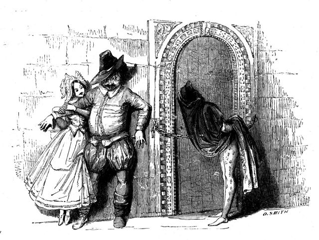 Kenny Meadows Twelfth Night, Illustration #16