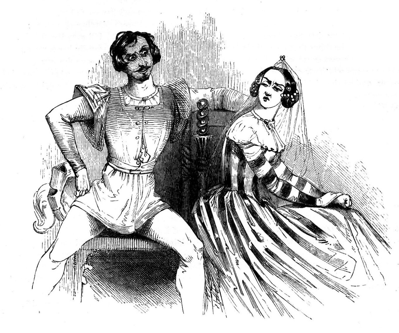 katharina and petruchio