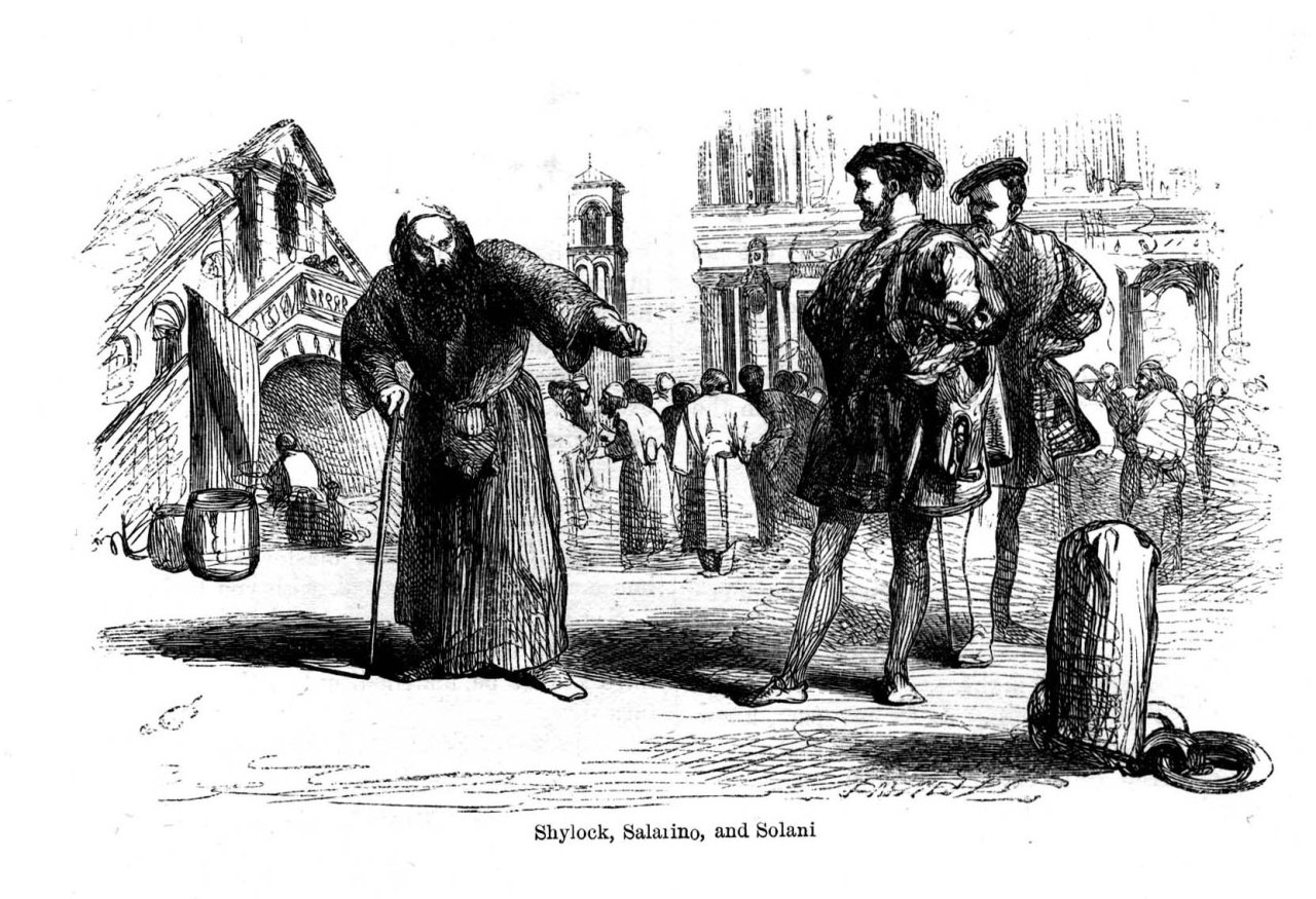 """shylock his position outsider merchant venice Not so much on account of any virtue of his own, but because his defeat tastes  jonathan pryce stars as shylock in """"the merchant of venice,"""" a  they are of similar ages, both are obsessed with money, and both are outsiders – shylock a jew in a hostile christian world that  caption post to cancel."""