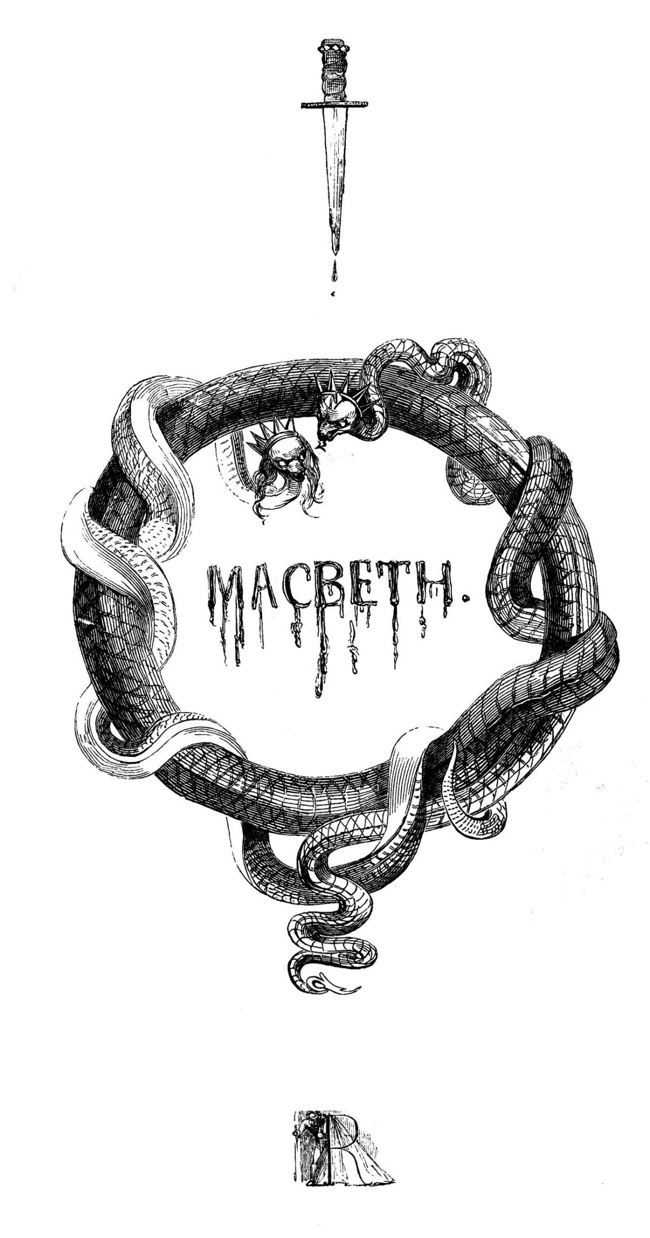 macbeth title page
