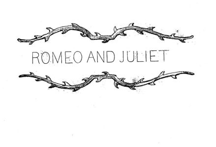 Romeo And Juliet Ring Symbolism