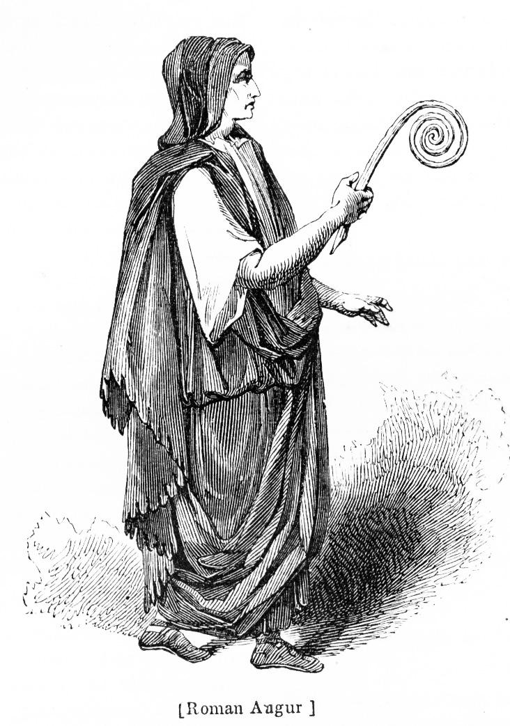 Image result for roman augur