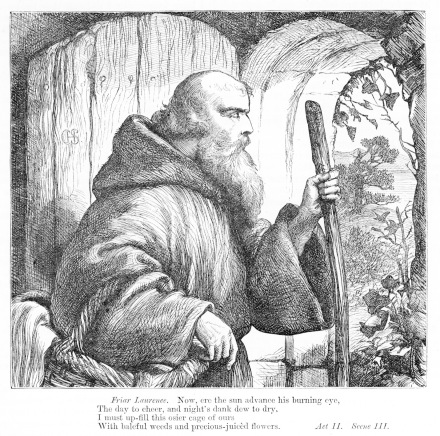 friar laurence and the nurse Friar laurence is presented as a holy man who is trusted and respected by the other characters the friar's role as the friend and advisor to romeo an.
